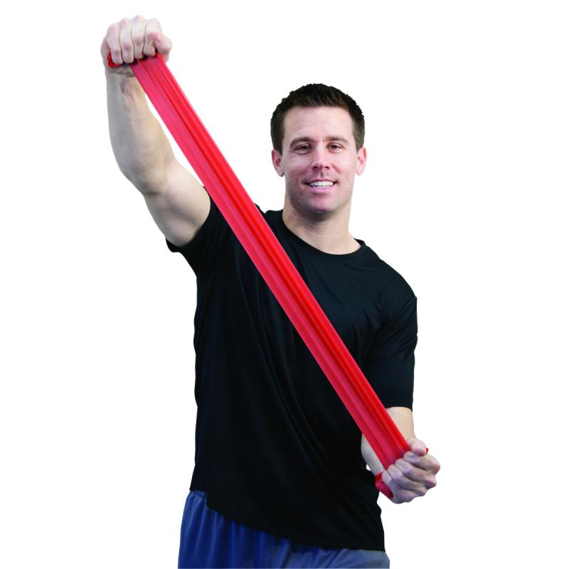 Workout Bands That Don T Roll: Sup-R Band® Latex Free Exercise Band