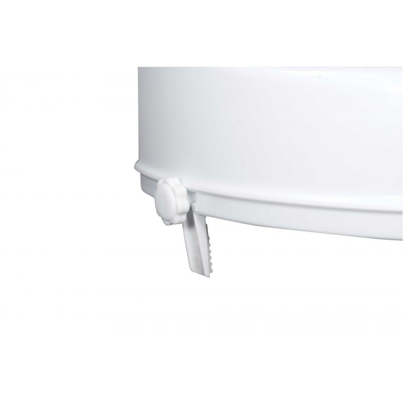 Raised Toilet Seat With Lock And Lid 2 Quot Drive Medical