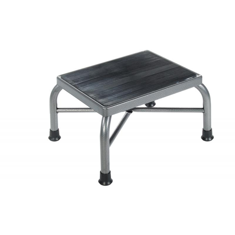 Heavy Duty Bariatric Footstool With Non Skid Rubber