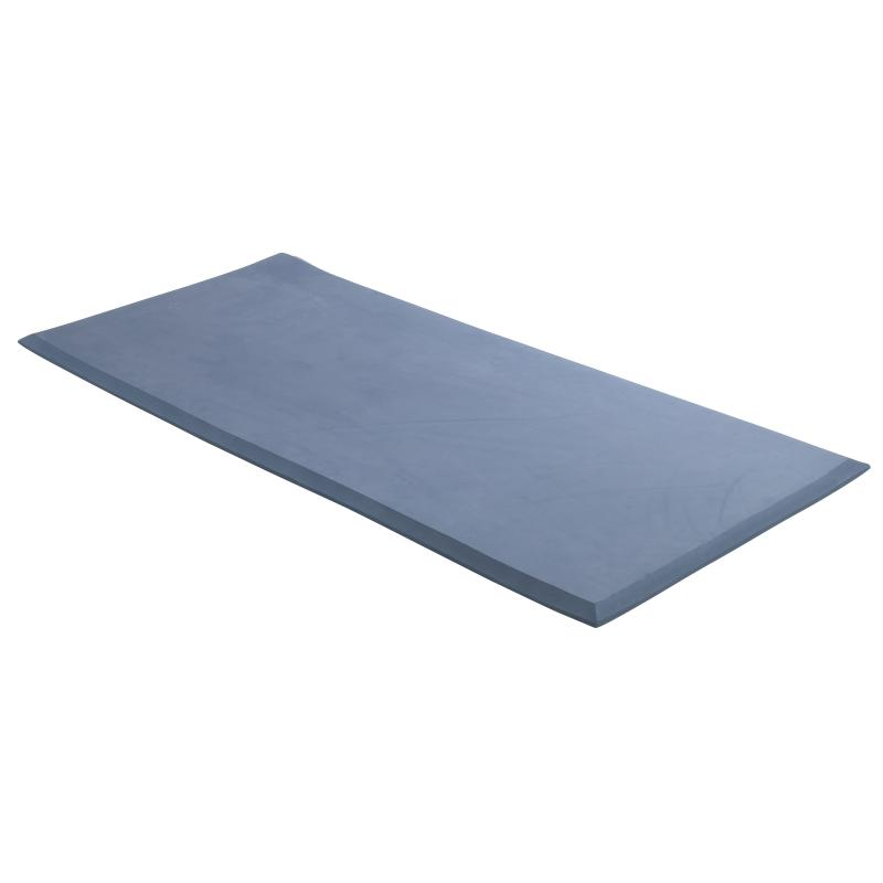 Mason medical safetycare beveled edge solid 1 piece fall for 1 piece floor mats