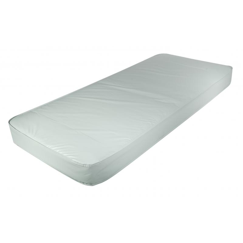 Semi Electric Bed With Half Rails And Innerspring Mattress Drive Medical 15004bv Pkg 1
