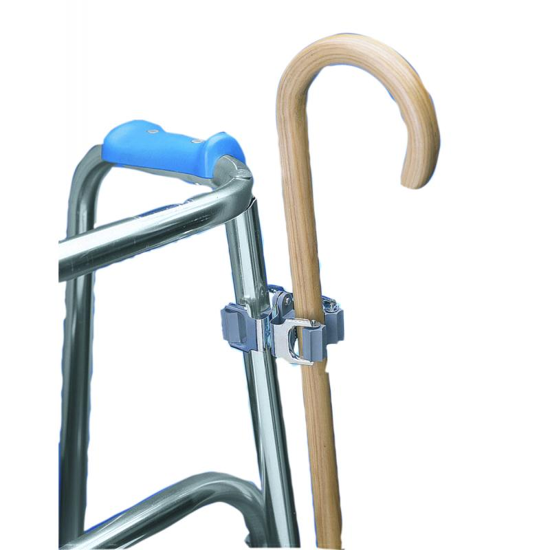 Cane Holder Deluxe Mount Clamp Carelinemedical Com