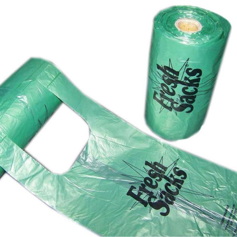 Fresh Sack 250 S Degradable Scented Disposable Diaper