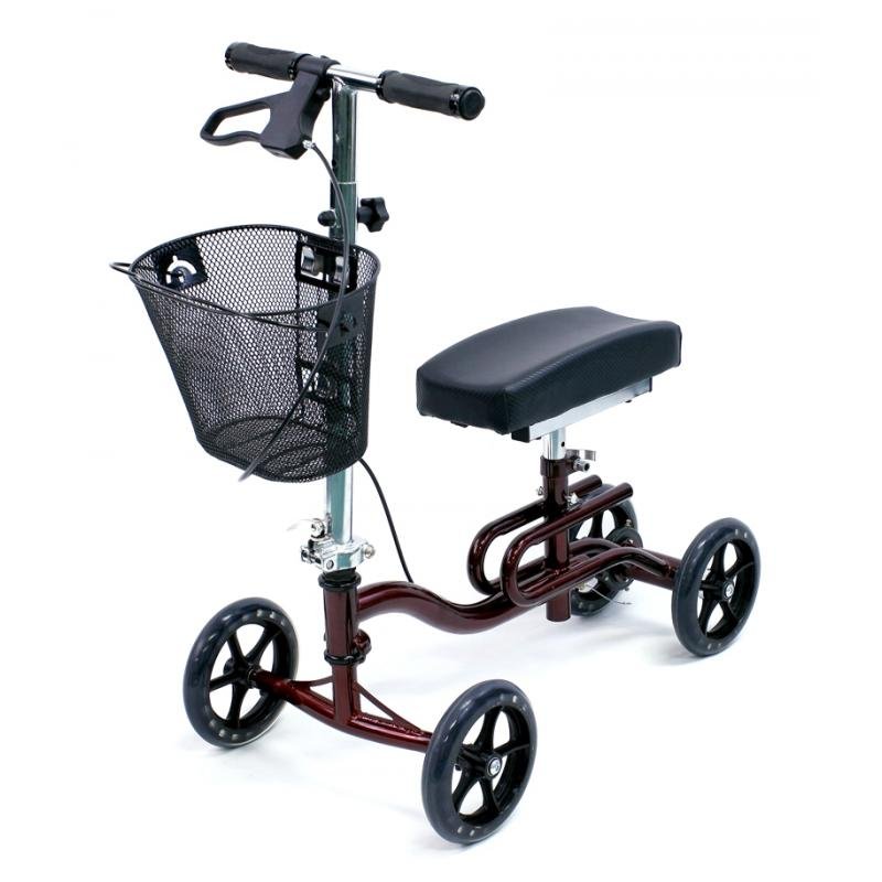 Karman KW 100 Luxury Lightweight 4 Wheeled Knee Walker W
