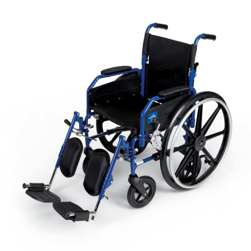 Excel Hybrid 2 In 1 Combination Wheelchair And Transport