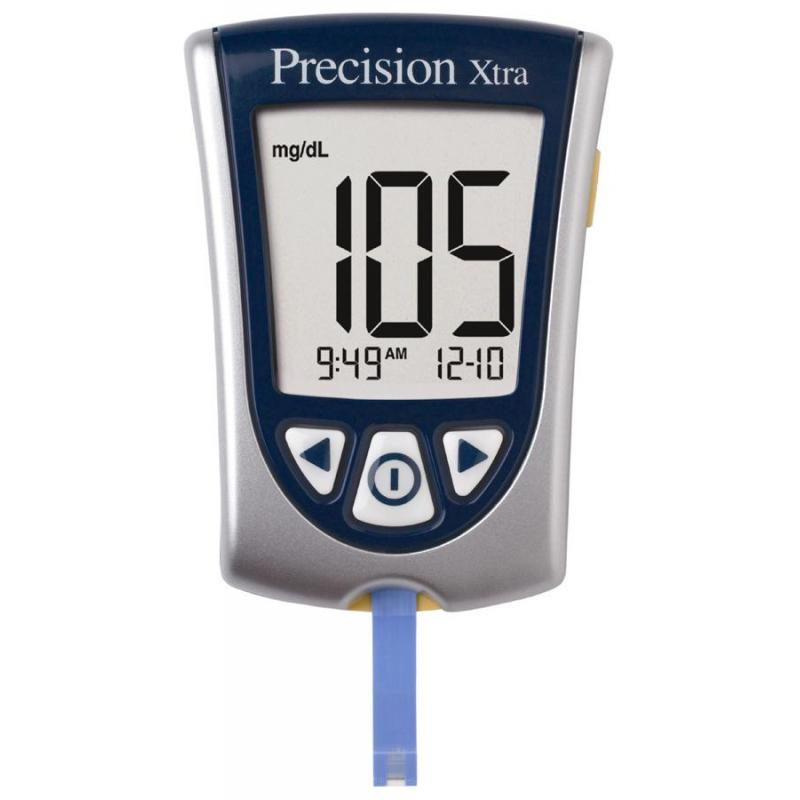 Precision Xtra Monitor System By Abbott Diabetes Care
