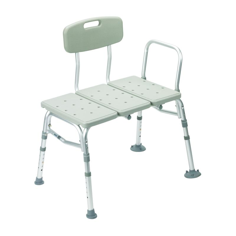Three piece transfer bench drive medical rtl12031kdrthree piece transfer bench Transfer bath bench